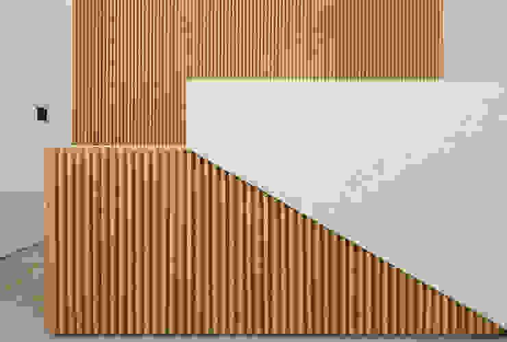 Clínica AR Escritórios minimalistas por GDL Arquitetura Minimalista