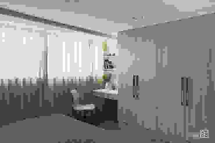 台中 - 休憩之家 根據 禾廊室內設計 隨意取材風