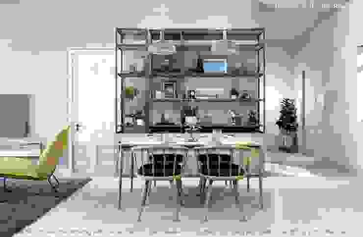 Project: HO1753 Apartment/ Bel Decor bởi Bel Decor