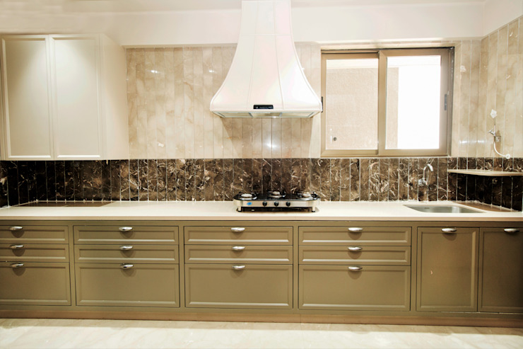 KITCHEN by DESIGNER'S CIRCLE Asian