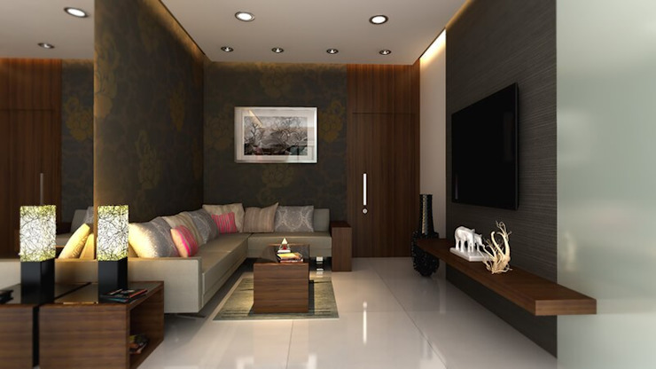 1 BHK Flats in Mumbai by Mayfair Housing Modern