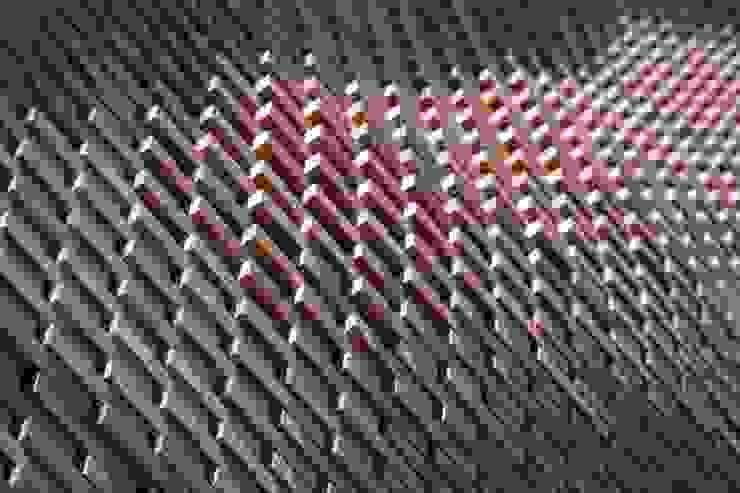 具強烈當代性格的複雜幾何型態語彙 根據 前置建築 Preposition Architecture