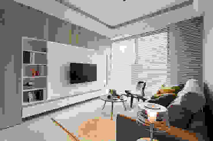 原味住宅 根據 沐澄設計 北歐風 石板