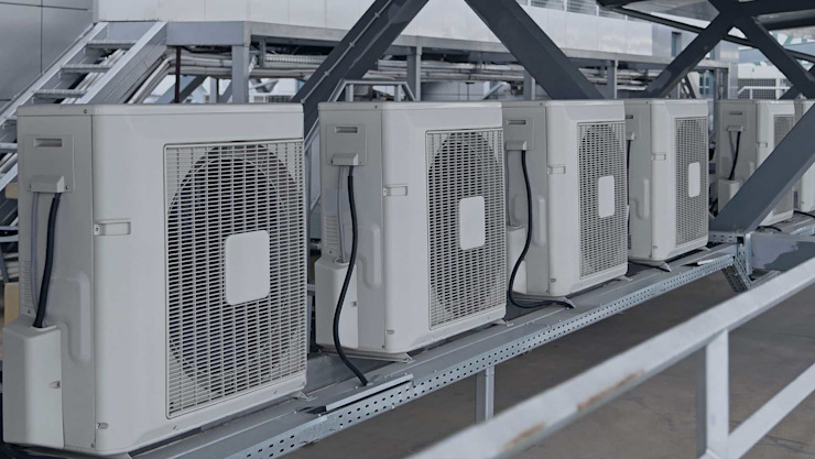 Commercial Air Conditioner Installation by Air Conditioning Cape Town