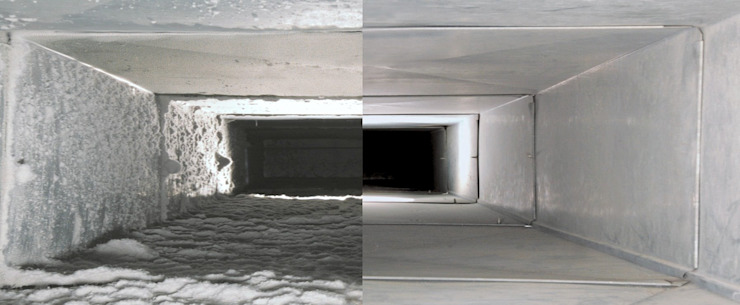 Air Duct Cleaning by Air Conditioning Cape Town