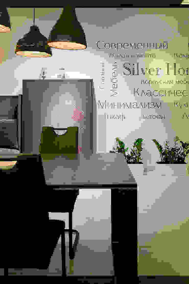 шоу-рум компании Silver Home от ДОМ СОЛНЦА