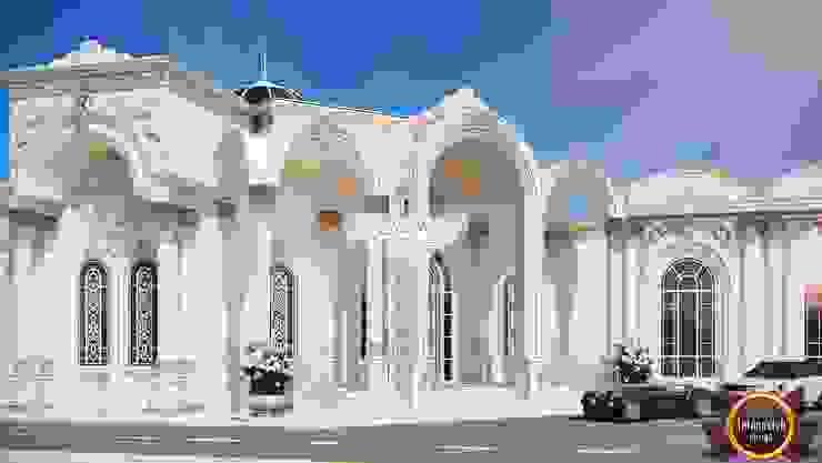 Architectural design UAE of Katrina Antonovich Asian style houses by Luxury Antonovich Design Asian