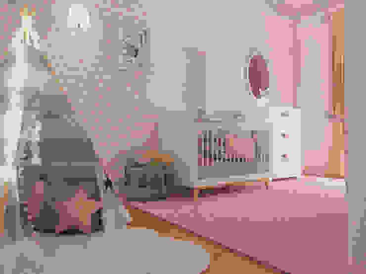 Cuartos para bebés de estilo  por The Spacealist - Arquitectura e Interiores, Moderno