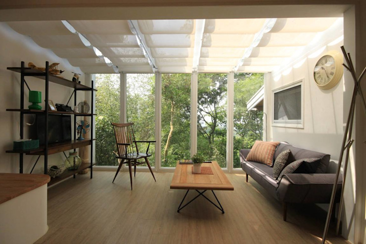 Co*Good Design Co. Ltd. Soggiorno eclettico