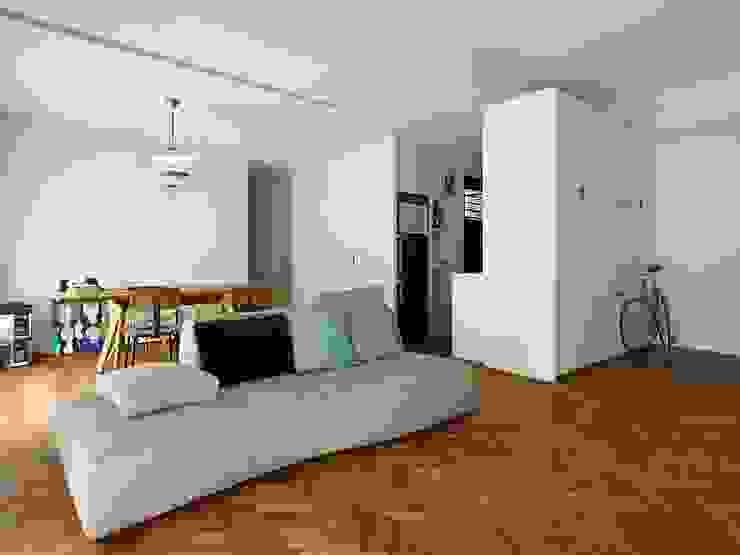 Co*Good Design Co. Ltd. Modern Living Room