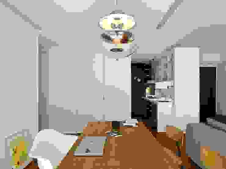 Co*Good Design Co. Ltd. Modern Dining Room