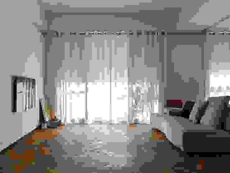 Co*Good Design Co. Ltd. Ruang Keluarga Modern