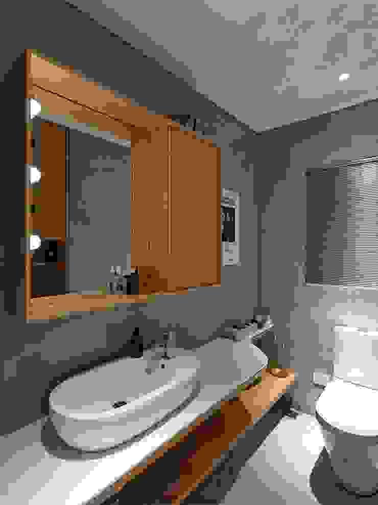 Co*Good Design Co. Ltd. Modern Bathroom