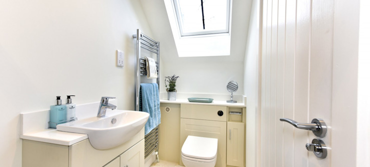 10 New Build Homes in Warminster D&N Construction (Salisbury) Modern bathroom