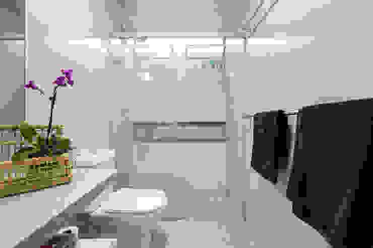 SDP02 | Banho Kali Arquitetura Banheiros modernos