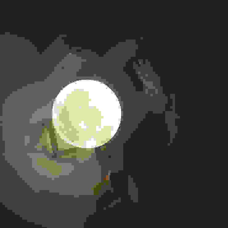 Đèn Mặt Trăng 3D – Sản phẩm mới nhất của Mac Setup: hiện đại  by Mac Setup, Hiện đại