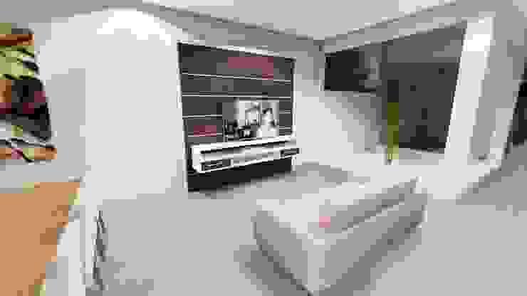 Ruang Keluarga by Rudini Rodarte Arquitetura e Construção