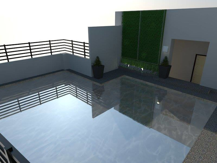 P3: modern  by GAILE INTERIOR DESIGN GENRE, Modern