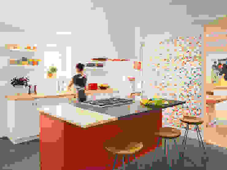 Nhà bếp by Metcalfe Architecture & Design