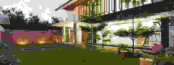 VILLA PUTRI sony architect studio