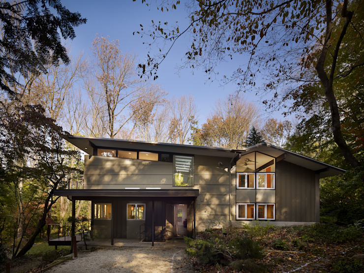 Metcalfe Architecture & Design Single family home