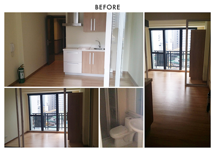 KnightBridge Residences at Makati – One Bedroom by SNS Lush Designs and Home Decor Consultancy