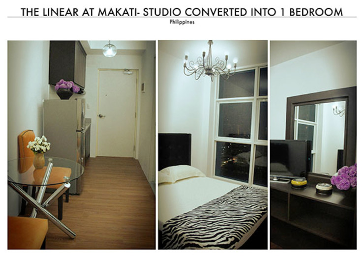 Linear Tower in Makati-Modern Asian Theme by SNS Lush Designs and Home Decor Consultancy