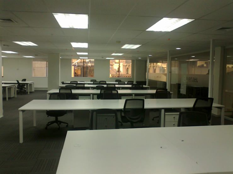 Espacio de trabajo de MSGARQ Moderno
