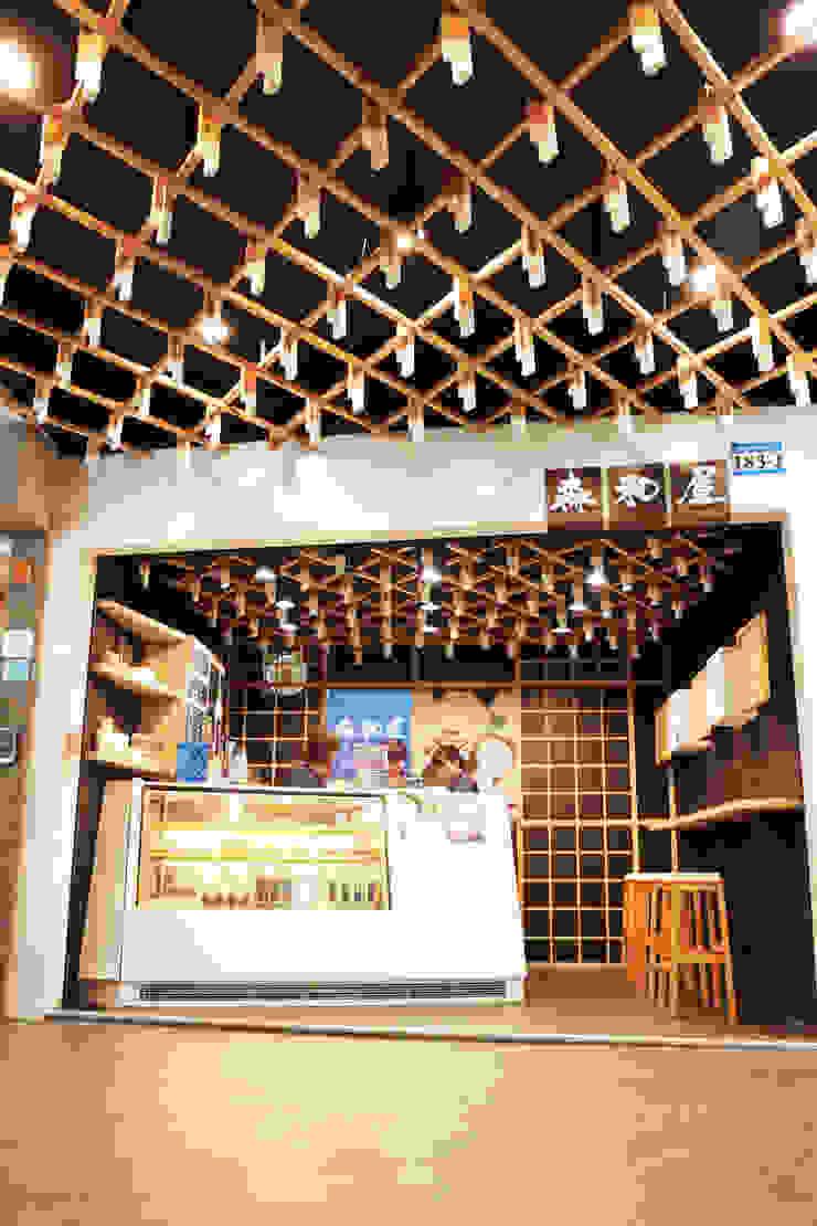 【商空設計】台中大里森和屋豆腐豆漿專賣店 根據 謐境空間策略事務所 - Dimension Scenario Work 日式風、東方風