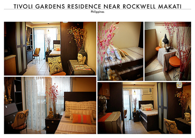 Tivoli Garden Residence in Mandaluyong by SNS Lush Designs and Home Decor Consultancy