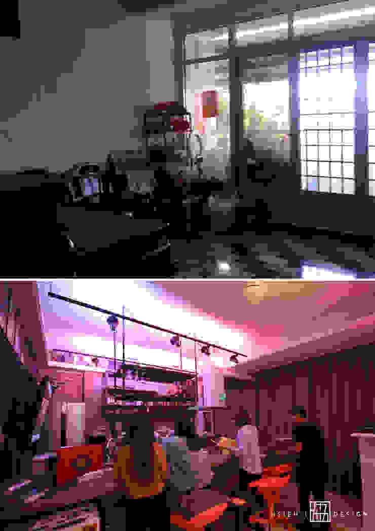 台南玉井 林公館 根據 協億室內設計有限公司 工業風