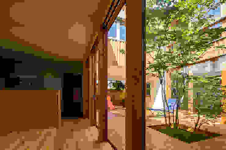 中山大輔建築設計事務所/Nakayama Architects Eclectic style kitchen