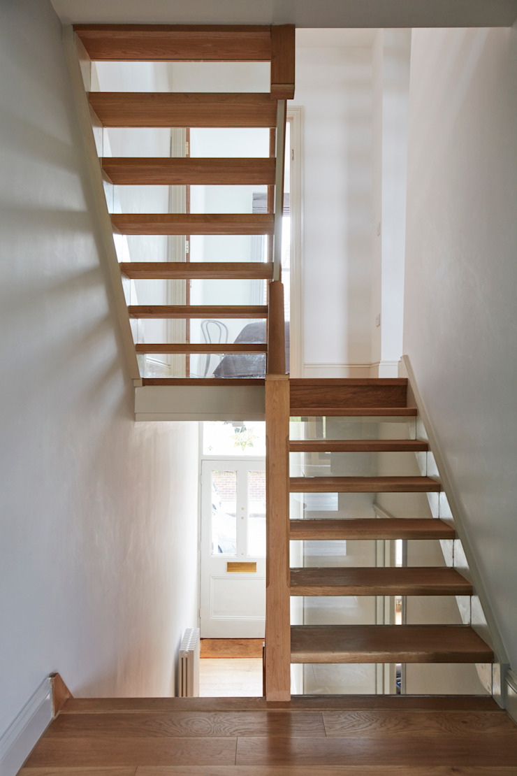 Staircase Draisci Studio Escaleras