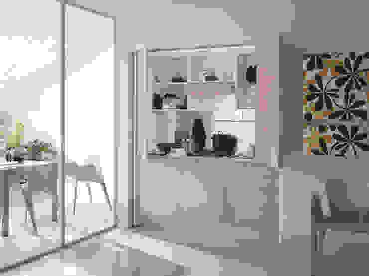 Soluzioni a scomparsa in cucina   Interior Lab Design
