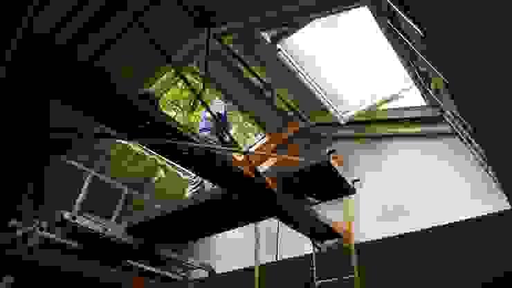 Rehabilitación de cubiertas de vivienda unifamiliar A-kotar Tejados