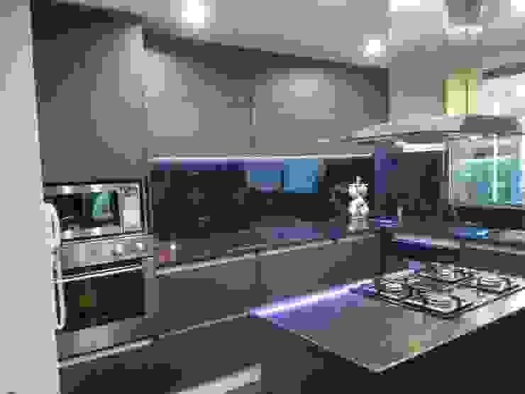 Cocina de Sipte Design Moderno