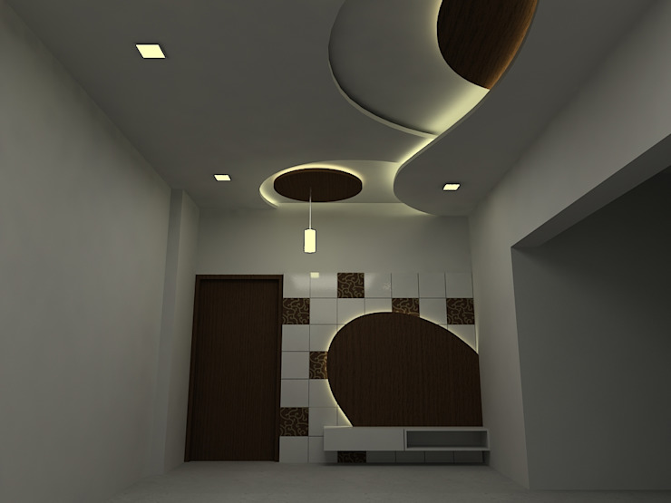 Zeelan Interiors Modern walls & floors by Zeelax Interiors Modern