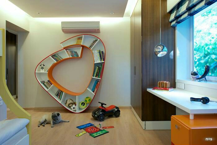 Zeelan Interiors Modern nursery/kids room by Zeelax Interiors Modern