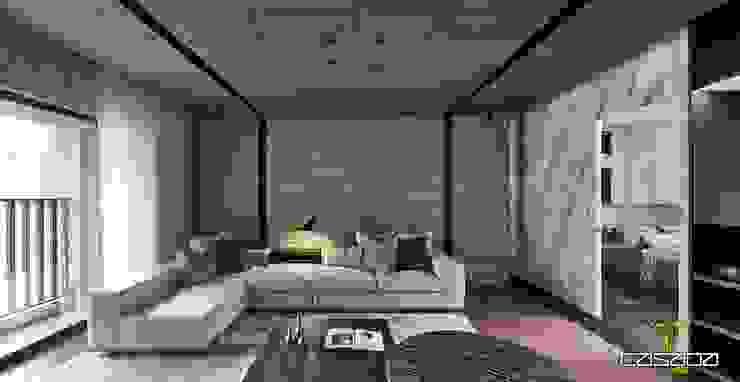 modern  by CASABA, Modern Flax/Linen Pink