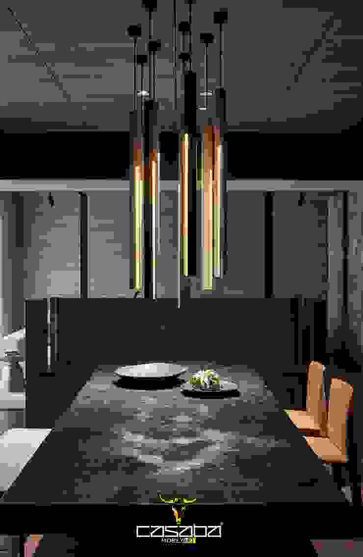 modern  by CASABA, Modern Wood Wood effect