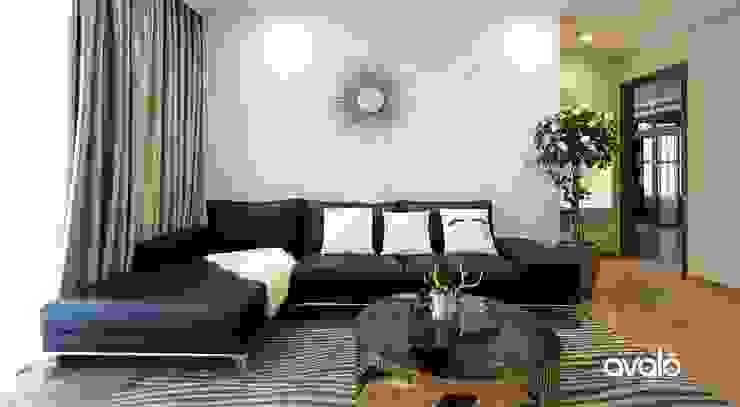 Salas modernas de Công ty cổ phần NỘI THẤT AVALO Moderno