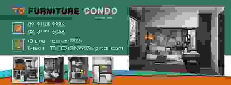 x โดย TD.furniture CONDO