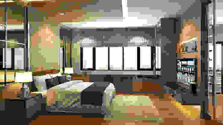 โครงการออกแบบบ้านตัวอย่าง ภูเก็ตวิลล่า กระทู้4 โดย ไทศิลป์ อินทีเรีย taisilp interior