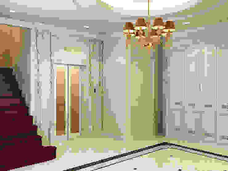 โครงการออกแบบบ้านพักอาศัย 3 ชั้น นวมินทร์ 55 โดย ไทศิลป์ อินทีเรีย taisilp interior