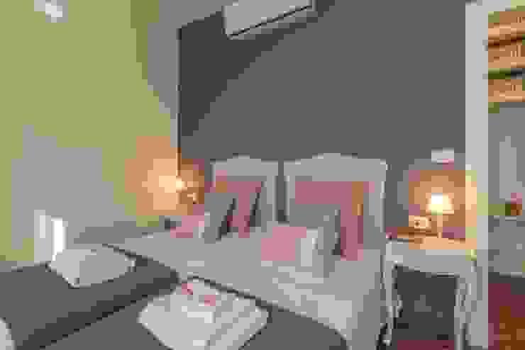 Fenicottero Rosa Anna Leone Architetto Home Stager Camera da letto in stile classico