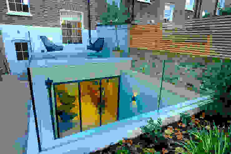 Gibson Sqaure IQ Glass UK Modern style doors