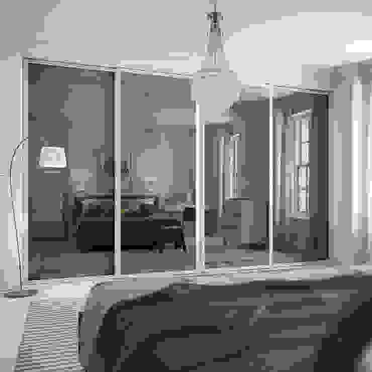 ห้องนอน โดย Sliding Wardrobe World™,