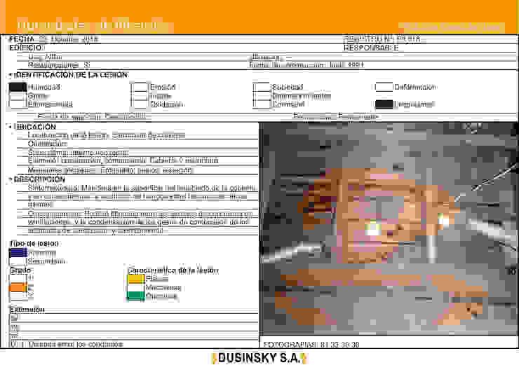 FICHA DE DATOS IV de DUSINSKY S.A.