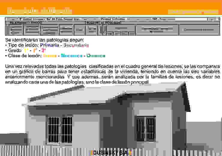 CUADRO GENERAL DE LESIONES de DUSINSKY S.A.