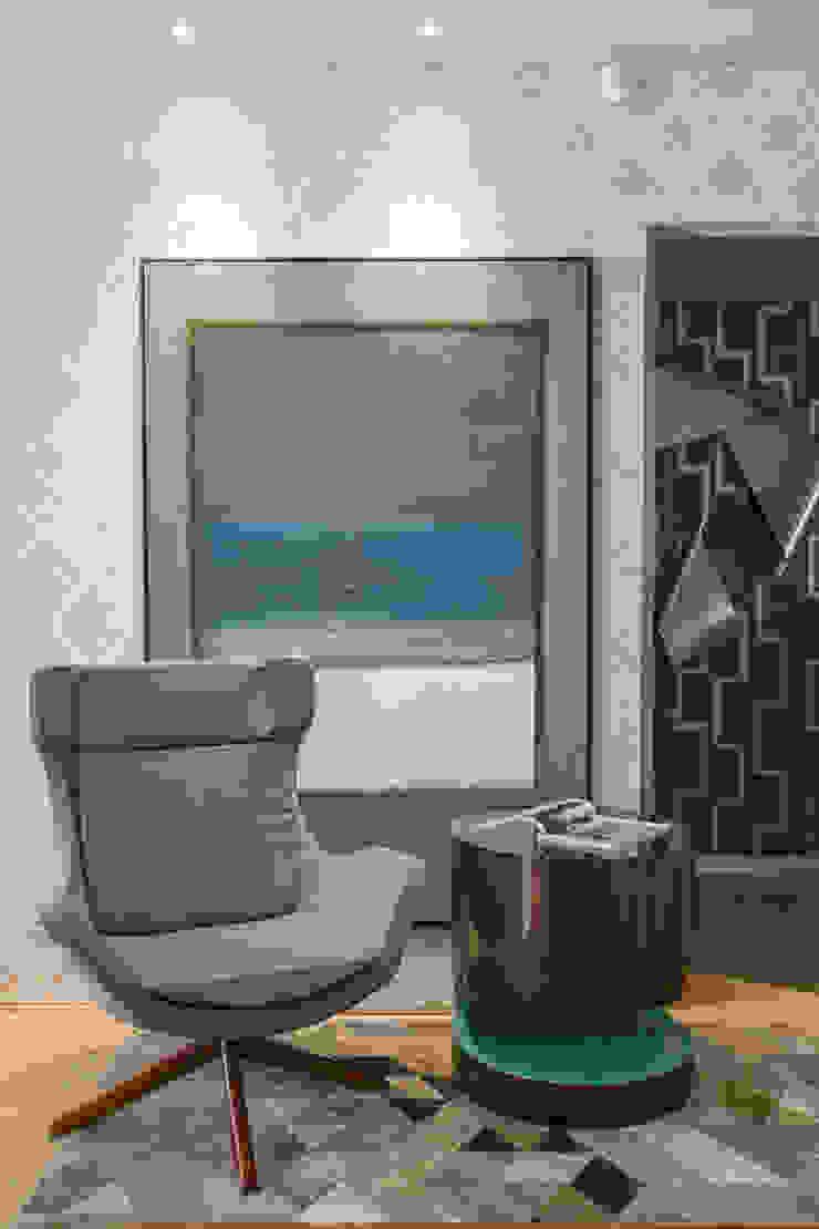 Sgabello Interiores Office spaces & stores Cotton Grey